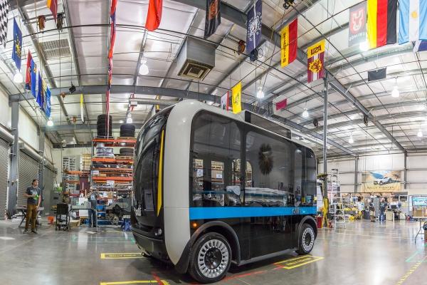 На трассах США появится напечатанный на3D-принтере автобус