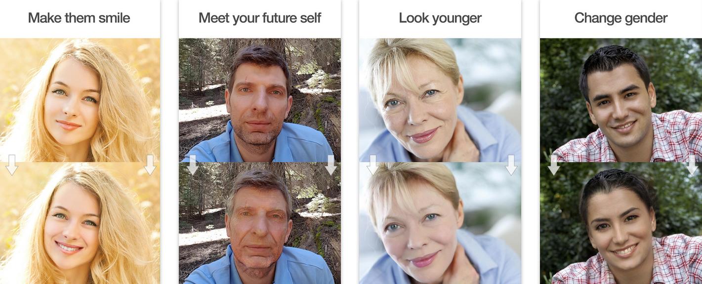 Приложение, которое редактирует фотографии при помощи искусственных нейронных сетей